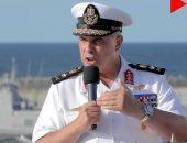 قائد القوات البحرية: استحالة على الإطلاق تنقيب سفن غير مصرح بها داخل حدودنا