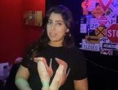 آيتن عامر تشوق جمهورها ومتابعيها لعمل جديد أثناء تواجدها فى الجونة