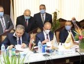 صور.. وزير القوى العاملة ورئيس جامعة الزقازيق يوقعان بروتوكول تعاون