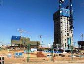 الإسكان تؤكد الانتهاء من بناء 49 طابقا لأطول برج بالعاصمة الإدارية ويتبقى 30
