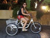 سر الدراجات التى تحصل عليها إليسا كل عام هدايا عيد ميلادها