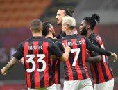إبراهيموفيتش يقود قائمة ميلان ضد نابولي فى الدوري الإيطالي