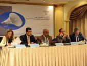 محمود علم الدين يعتبر الإعلام بقدرته على الإقناع أحد عناصر الأمن القومي.. صور