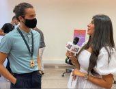 """أحمد مالك يكشف لتليفزيون اليوم السابع كواليس اختياره لبطولة """"حارس الذهب"""": فشلت كتير قبل ما أوصل"""