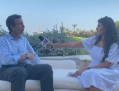 العضو المنتدب لأوراسكوم يكشف لتليفزيون اليوم السابع خطوات تجهيز مهرجان الجونة