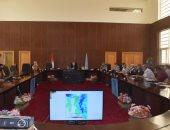 محافظ البحر الأحمر يعقد اجتماعا للتأكيد على مدى جاهزية مواجهة مخاطر السيول