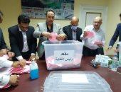 فوز هانى العوضى ورامى ياسين وبسمة الشحات بعضوية نقابة الصحفيين بالإسكندرية
