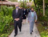 وزير الخارجية الأمريكى يبحث خطط الانتعاش الاقتصادى مع نظيره المالديفى