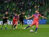 تشيلسي يتفوق على كراسنودار الروسى 1-0 فى الشوط الأول.. فيديو