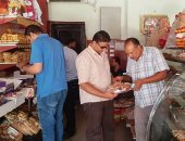 تحرير 72 محضرا تموينيا وإعدام ربع طن حلوى غير صالحة للاستخدام بسوهاج