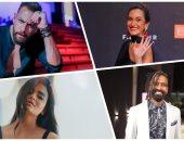 """إصابة وشفاء 4 فنانين بـ""""كورونا"""" خلال شهر أكتوبر الجارى"""
