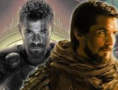 كريستيان بيل يصل إلى أستراليا لتصوير فيلم Thor: Love and Thunder
