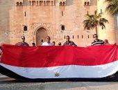 """إنطلاق مبادرة """"آثارنا – تاريخنا"""" من قلعة قايتباى بالإسكندرية"""