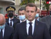 ماكرون يرصد 3 تحديات تواجهها فرنسا مع بداية عام 2021