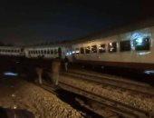 النيابة تطلب التحريات حول مصرع مسن صدمه قطار بالجيزة