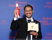 """مهرجان القاهرة السينمائى يحتفى بالسعفة الذهبية لفيلم """"ستاشر"""" للمخرج سامح علاء"""