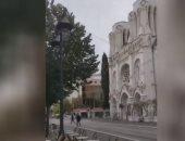 هجوم بسكين يستهدف عنصرا من الشرطة فى مدينة رامبوييه جنوب باريس