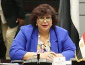 وزيرة الثقافة: القوافل تستكمل مشروع أهل مصر لدعم مواهب المناطق الحدودية