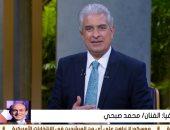 """محمد صبحى لـ""""التاسعة"""":اتحدى ماكرون أن يذيع فارس بلا جواد ولا يتهمنى بمعاداة السامية"""