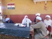 توقيع الكشف المجاني لـ3381 مواطنًا خلال قوافل طبية بإدفو وكوم أمبو فى أسوان