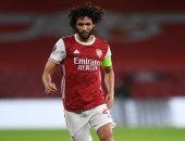 آرسنال يتمسك باستمرار محمد النني ويرفض 7 ملايين يورو من بشكتاش