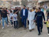 جولات مكثفة لـ حسن ضوه مرشح تنسيقية الأحزاب في قرى منيا القمح ومشتول السوق