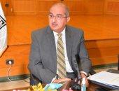 رئيس جامعة أسيوط : ضرورة تحميل المحاضرات الإلكترونية بشهر مسبق