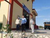 رئيس مصلحة الميكانيكا بالرى يتفقد محطات مياه غرب الدلتا استعدادا موسم السيول