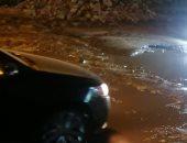 القابضة لمياه الشرب والصرف الصحى ترد على شكوى شارع أولاد علام بالمرج
