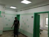 تطوير العمليات والعناية بمستشفى الخطاطبة المركزي بمحافظة المنوفية
