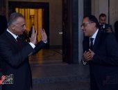 رئيس الوزراء : 4 محاور مهمة للتعاون مع الأشقاء فى العراق