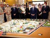 سفير السعودية بمصر: لأول مرة أري تخصص زراعة الصحراء في جامعة الملك سلمان