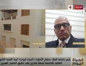 رئيس جامعة الملك سلمان: المصروفات تتراوح ما بين30 ألف جنيه لـ100 ألف فى العام