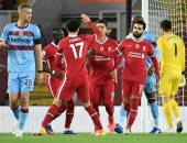 ملخص وأهداف مباراة ليفربول ضد وست هام بالدوري الإنجليزي.. فيديو