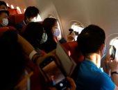 """""""رحلة إلى اللامكان"""" تجربة جديدة تبتكرها شركات طيران هونج كونج.. صور"""