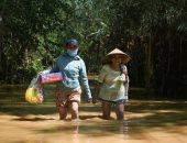 فيضانات تهدد بكارثة ..أقوى إعصار منذ 20 عاما بالفلبين وفيتنام ..ألبوم صور
