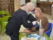 يوم طبى مجانى لأعضاء نقابة المهندسين بالإسكندرية.. صور