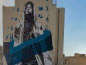 حكاية صورة استوقفت الملكة رانيا فى مهرجان لفنون الشارع بالأردن