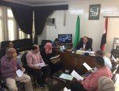 رئيس مدينة طلخا بالدقهلية يوجه بأولويات إقامة المشروعات الخدمية والتنموية