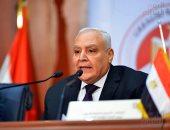 رئيس محكمة النقض ينعى المستشار لاشين إبراهيم رئيس الهيئة الوطنية الانتخابات