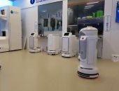 التكنولوجيا فى خدمة الإنسانية.. الصين تطور روبوتات لتطهير المنشآت بسبب كورونا