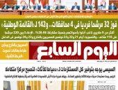 اليوم السابع يكشف خريطة الناجحين والساقطين بالمرحلة الأولى لانتخابات النواب