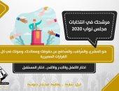 """تنسيقية شباب الأحزاب تطلق حملة توعوية بعنوان """"انزل شارك وطنك محتاج صوتك"""""""