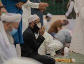 7 صور تعكس الأجواء الروحانية فى المسجد النبوى بعد العودة من كورونا