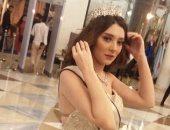 فيديو.. دارين حلمى تظهر بدبلة فى حفل ملكة جمال مصر.. هل لها علاقة بتامر عاشور؟ (تحديث)