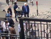 تشديدات أمنية ومنع دخول مرافقين مع مرتضى منصور بطعنه على قرار الأوليمبية