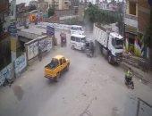 """فيديو مبكي لضحايا حادث البدرشين في نشرة الظهيرة من """"تليفزيون اليوم السابع"""""""