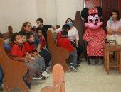 وحدة الصم بالكنيسنة الأسقفية تحتفل ببدء الدراسة وسط إجراءات احترازية