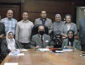 بروتوكول تعاون بين اللجنة الوطنية للسميات بالبحث العلمى والمركز القومى للسموم