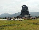 """100 منحوتة عالمية .. """"اليوجا"""" تمثال هندى لـ المعبود شيفا"""